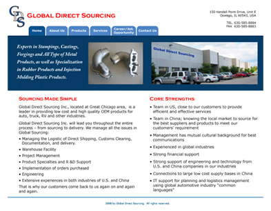 Global Direct Sourcing