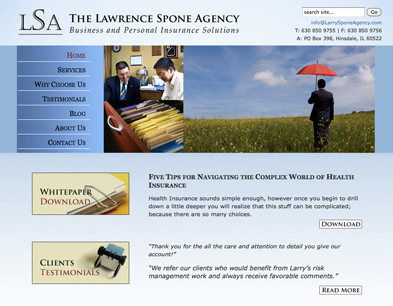 Larry Spone Agency
